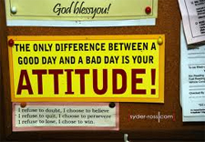 attituded